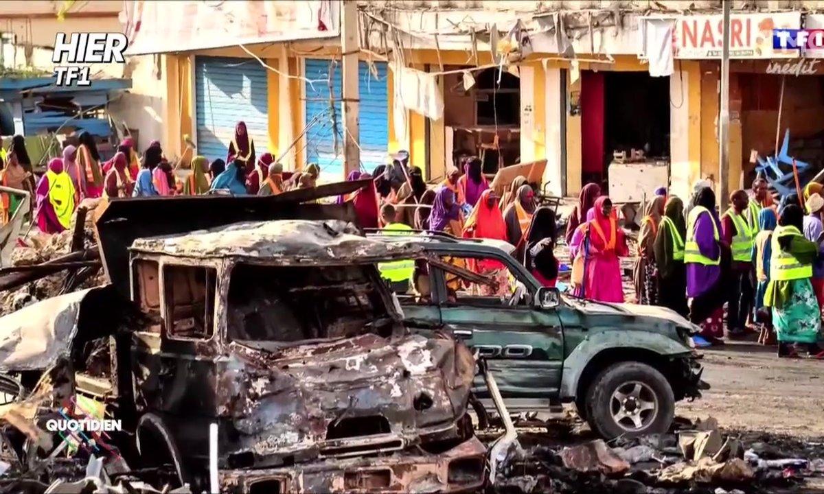 Hugo Clément : Somalie, zone à risques pour les civils et journalistes