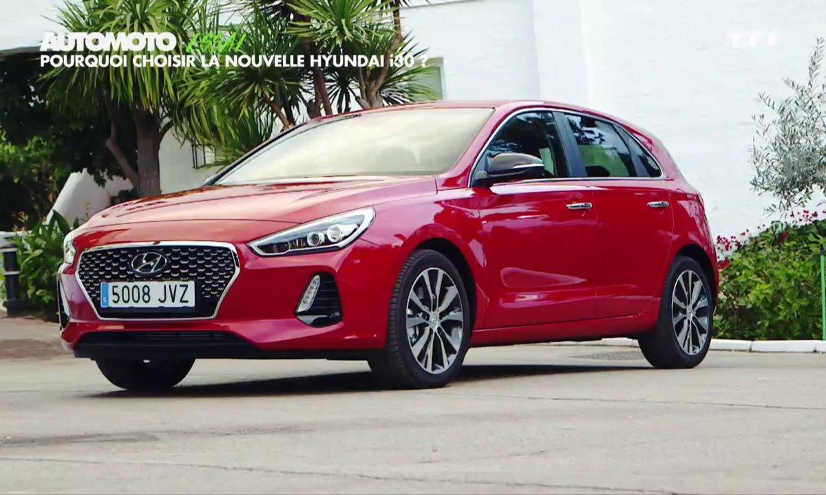 Essai Vidéo : Hyundai i30 2017