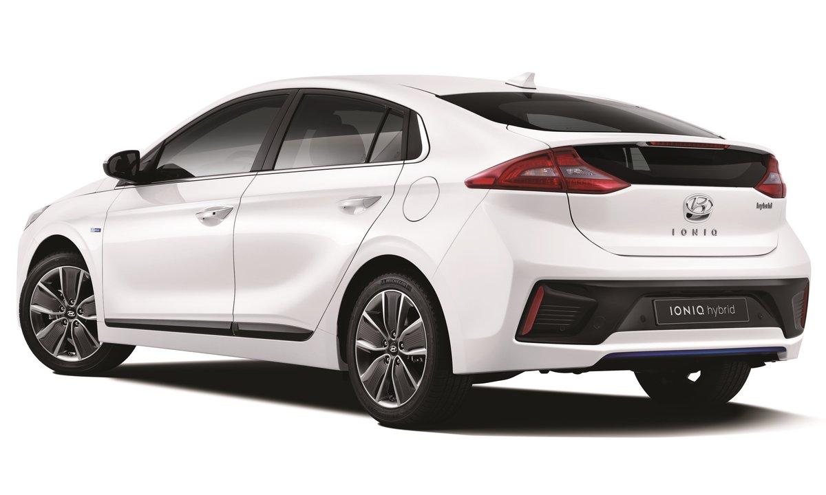 Hyundai IONIQ se dévoile en vidéo