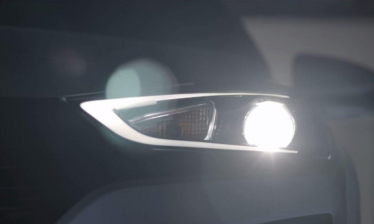Hyundai Ioniq teaser officielle avant le Salon de Détroit 2016