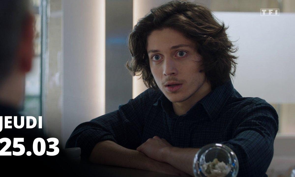 Ici tout commence du 25 mars 2021 - Episode 104