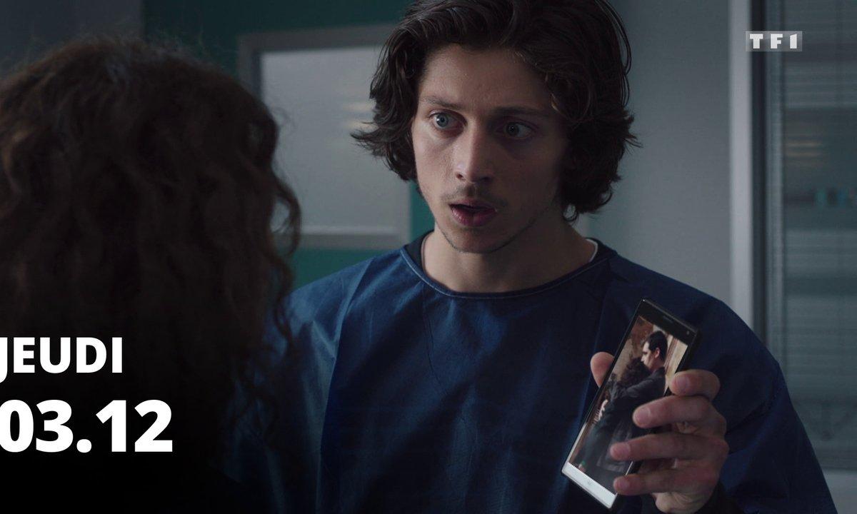 Ici tout commence du 3 décembre 2020 - Episode 24