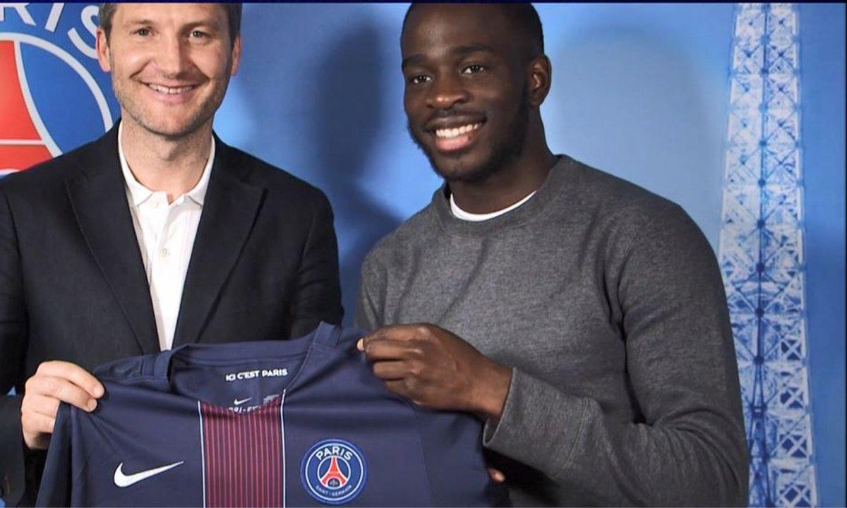 """Jonathan Ikoné : """"Aucun regret d'avoir quitté le PSG"""""""