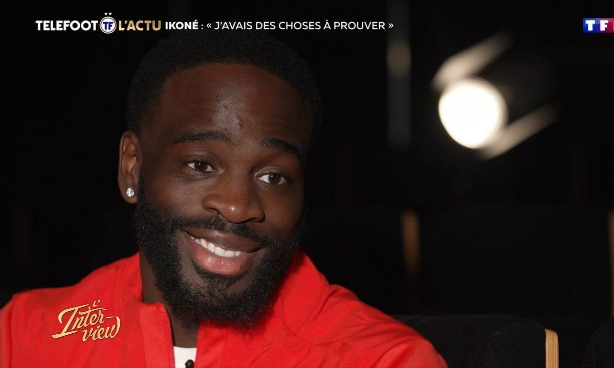 """L'interview - Ikoné : """"J'avais des choses à prouver"""""""