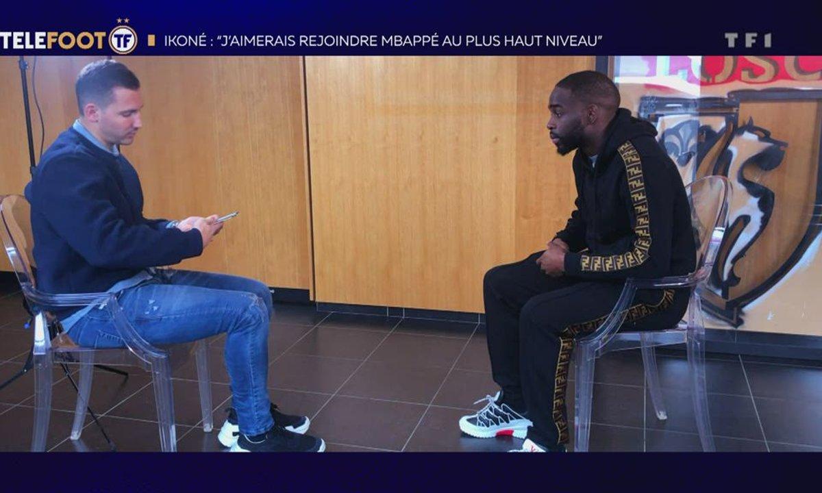 """Ikoné sur son départ du PSG : """"Je devais aller voir ailleurs"""""""