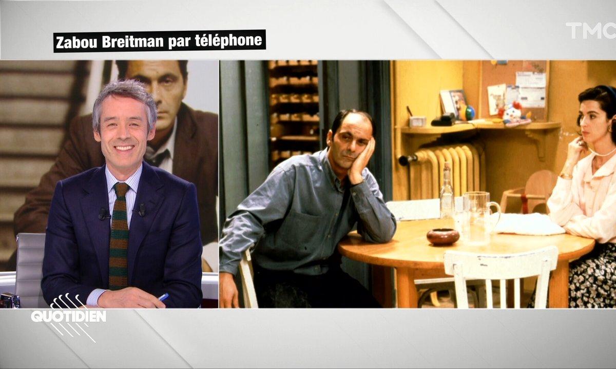 """""""Il aimait bien faire la gueule, il trouvait ça reposant"""": Zabou Breitman se souvient de Jean-Pierre Bacri"""