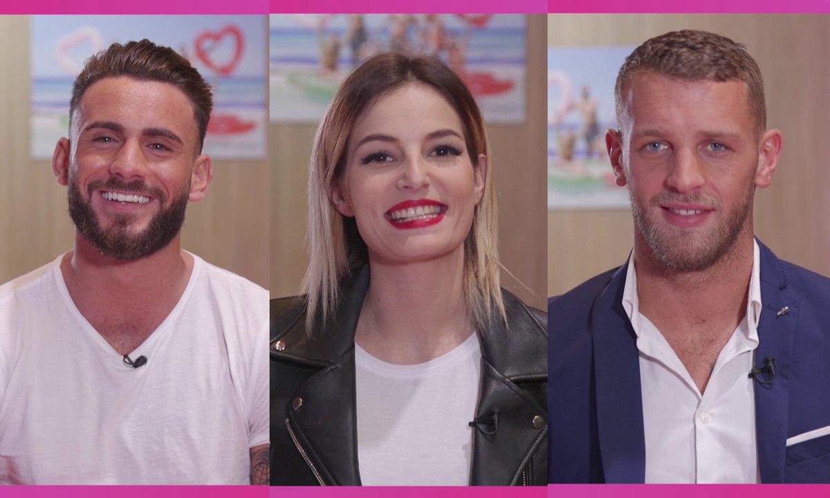 La Villa 4 - L'interview toujours plus d'Illan, Jordan et Cloé