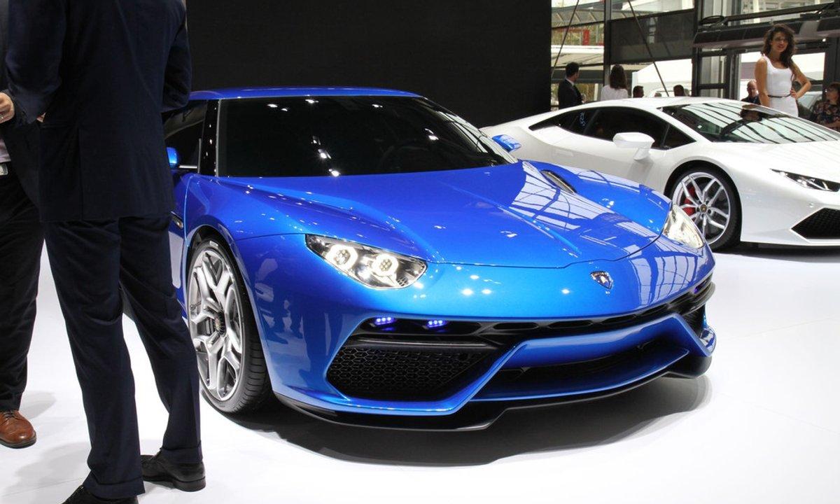 TOP 5 des voitures de rêve - Mondial de l'Auto 2014