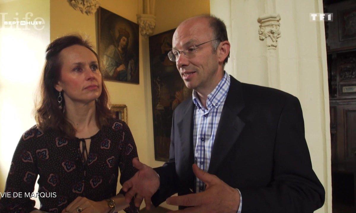 Immersion dans la vie de marquis au château de Brissac
