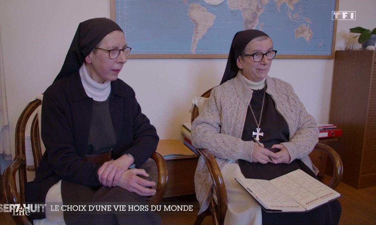 Immersion dans une vie hors du monde à l'abbaye de la Coudre