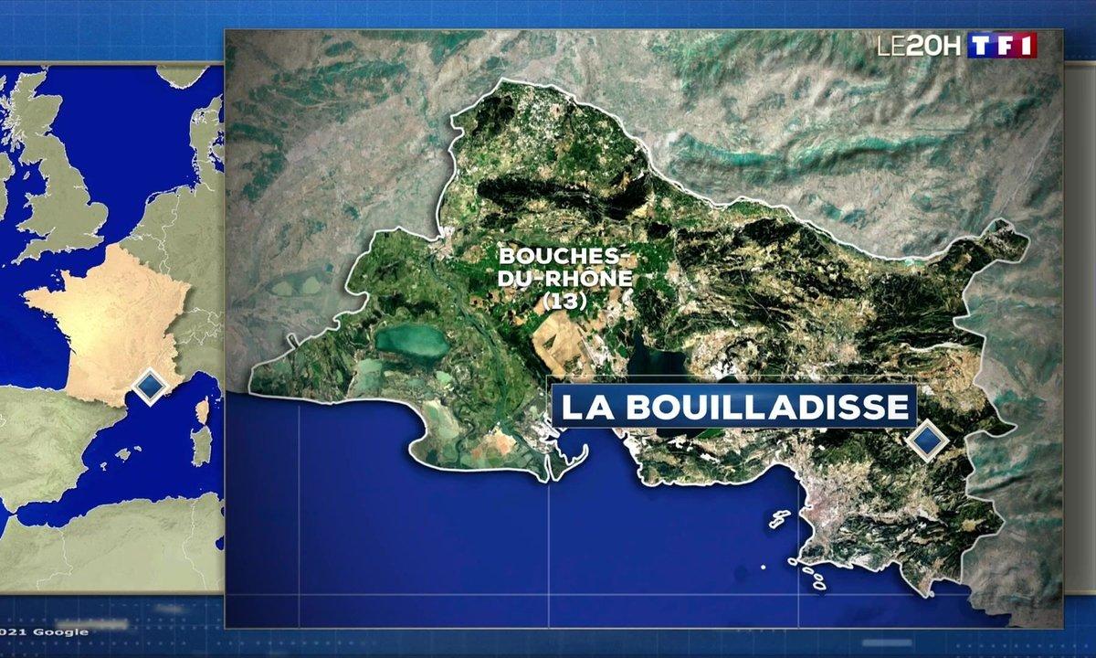 Incendie près de Marseille : la sécheresse en cause