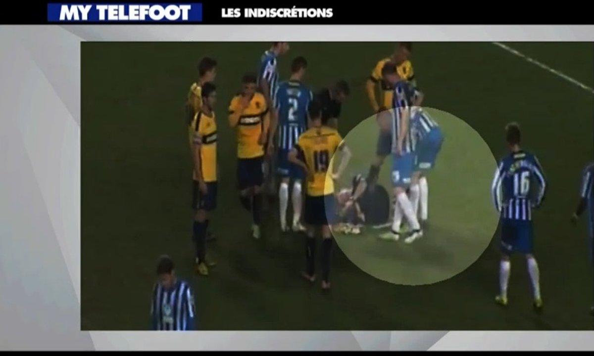 MyTELEFOOT - Les Indiscrétions : histoires d'arbitres et fair-play
