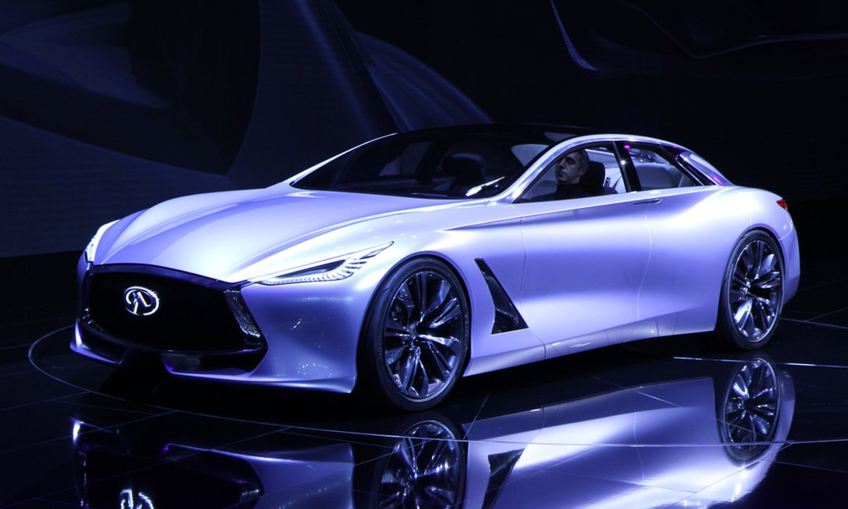 TOP 5 des plus beaux concept-cars - Mondial de l'Auto 2014