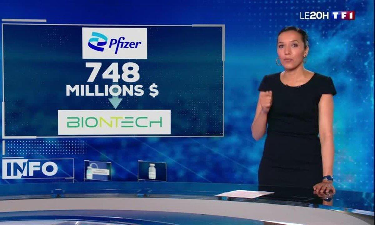 Info / Infox : Pfizer vend-il ses doses à un prix bien trop élevé ?