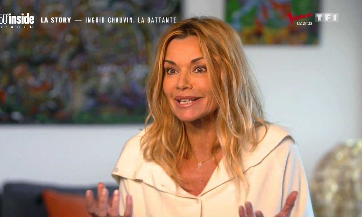 La Story : Ingrid Chauvin, itinéraire d'une battante