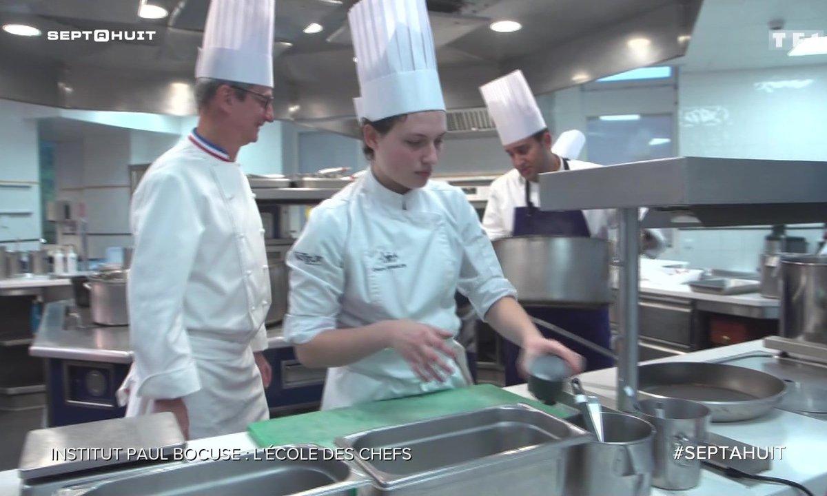 Institut Paul Bocuse, l'école des chefs