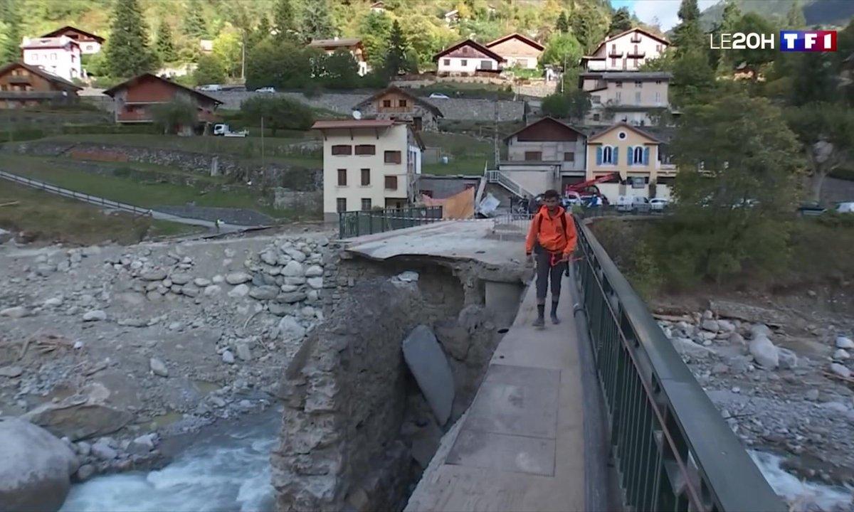 Intempéries dans les Alpes-Maritimes : la recherche des disparus continue