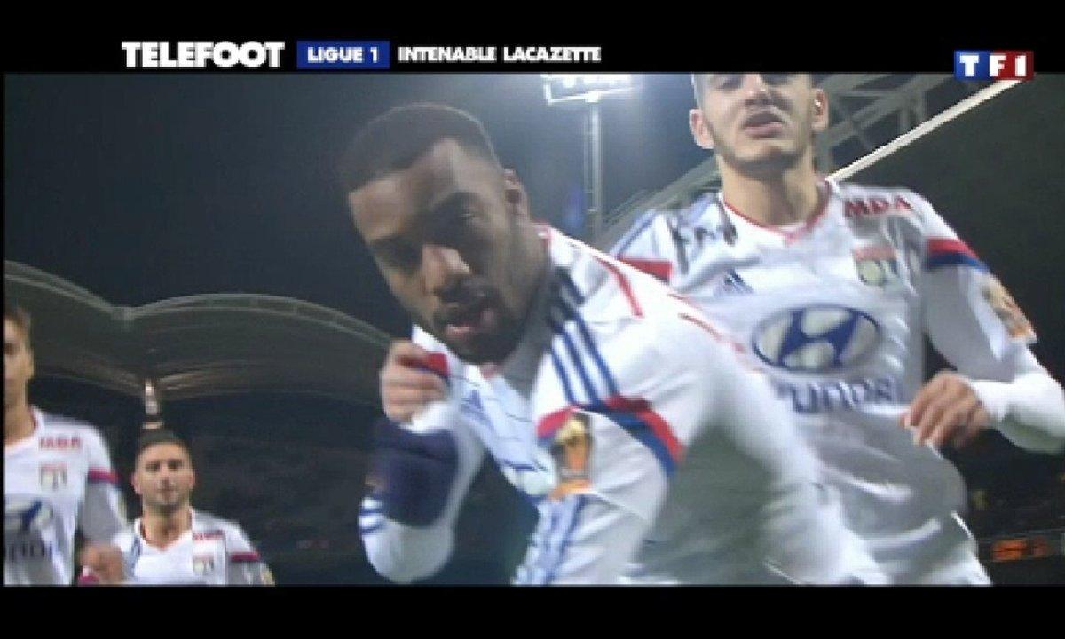 OL - Ligue 1 : Intenable Lacazette