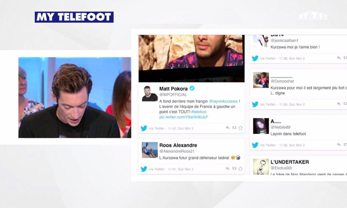MyTELEFOOT - Interactions du 2 novembre 2014
