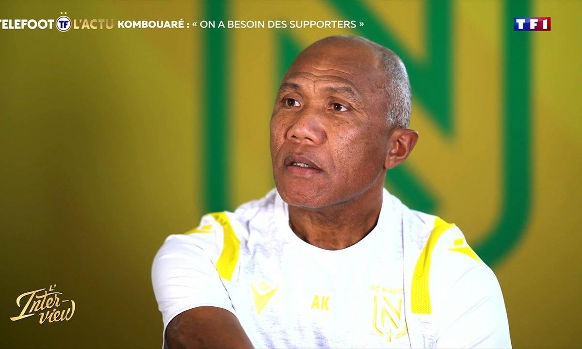 """L'Interview - Kombouaré : """"On a besoin des supporters"""""""