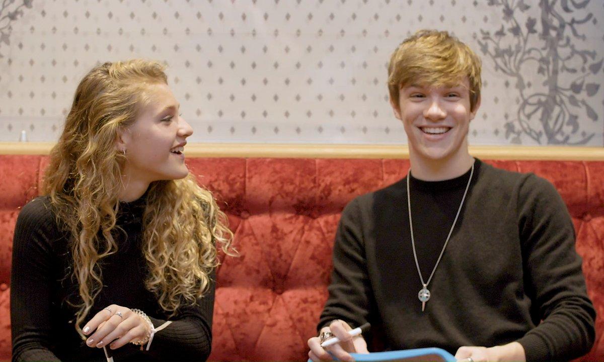 Interview BFF - Lou & Lenny-Kim