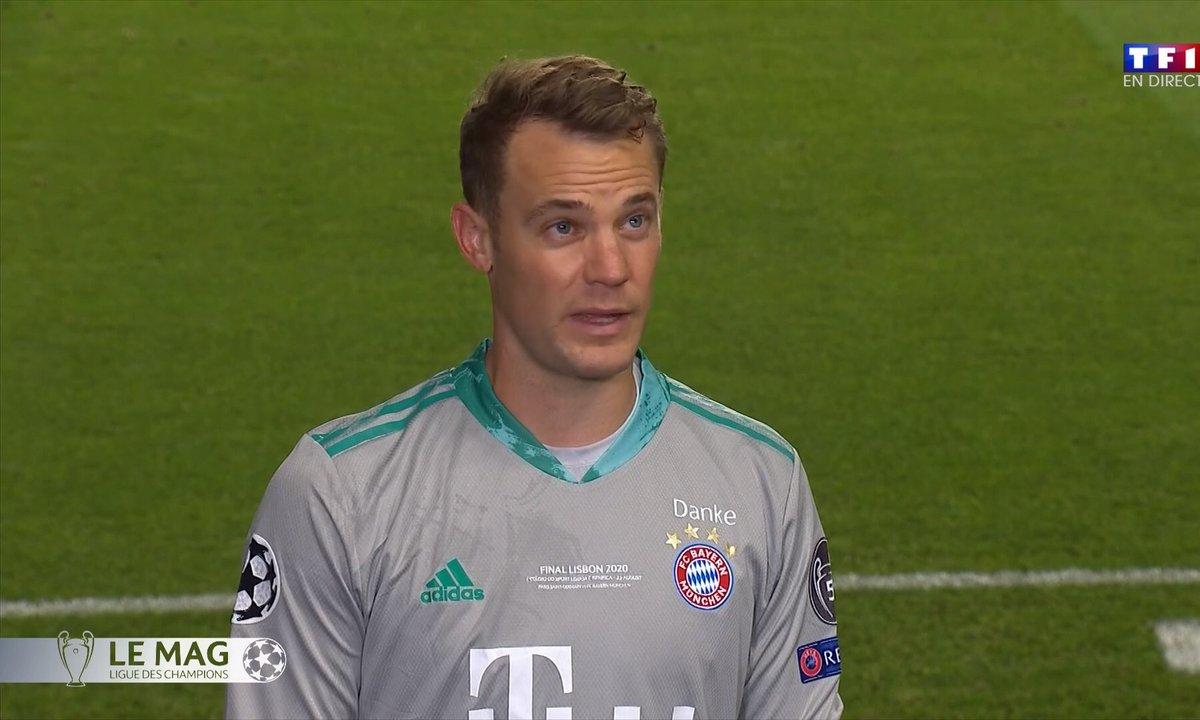 """Neuer : """"On s'attendait à une plus grosse pression"""""""