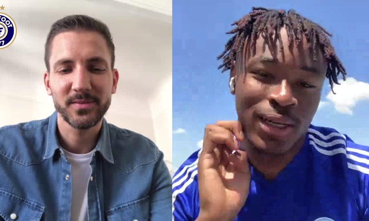 """Mohamed Simakan : """"Ma priorité est de rester à Strasbourg"""""""