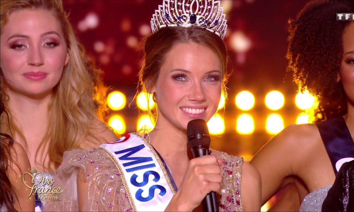 Interview exclusive de Miss France 2021,Amandine Petit, après son sacre