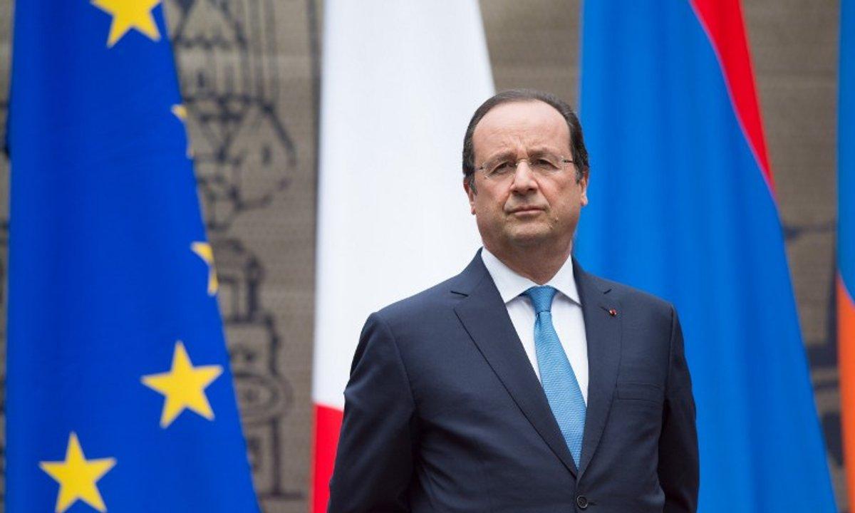 Interview du Président de la République François Hollande