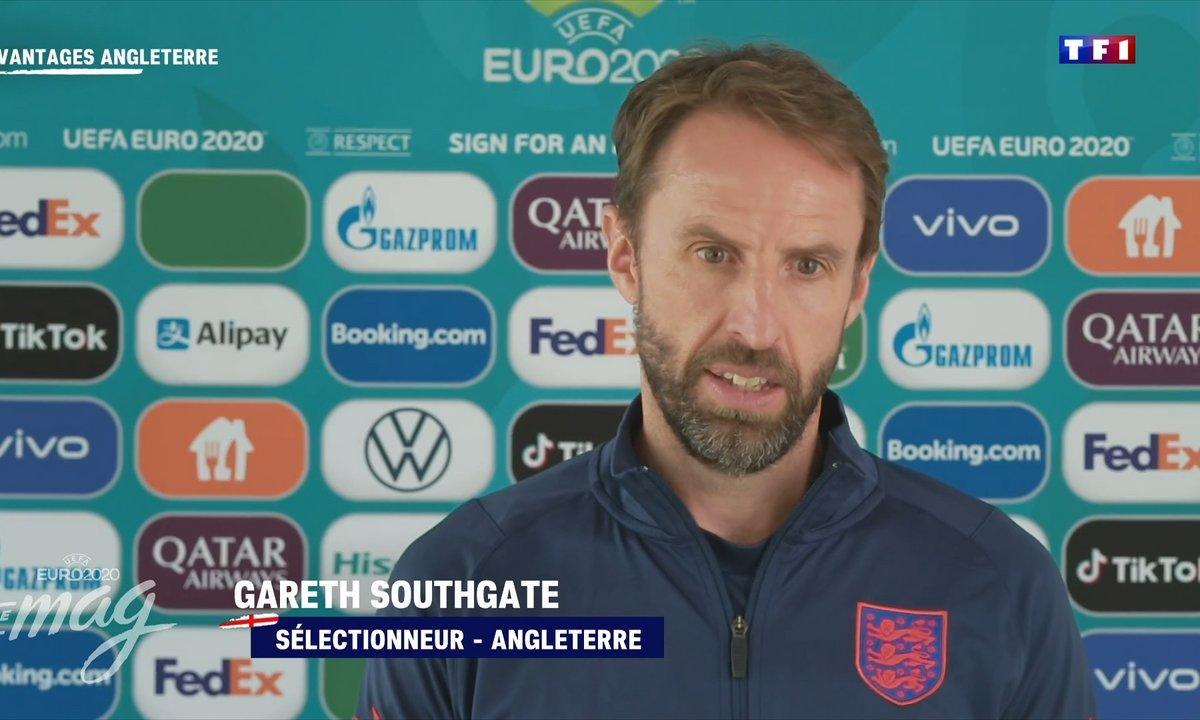 """Gareth Southgate (Angleterre) : """"Ce qui s'est passé les a rendus plus forts"""""""
