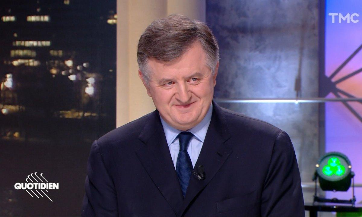 Invité : Augustin de Romanet, PDG du groupe Aéroport de Paris
