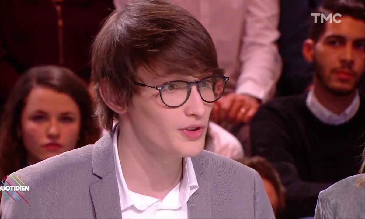 Invité : Aurélien Enthoven, victime d'insultes antisémites