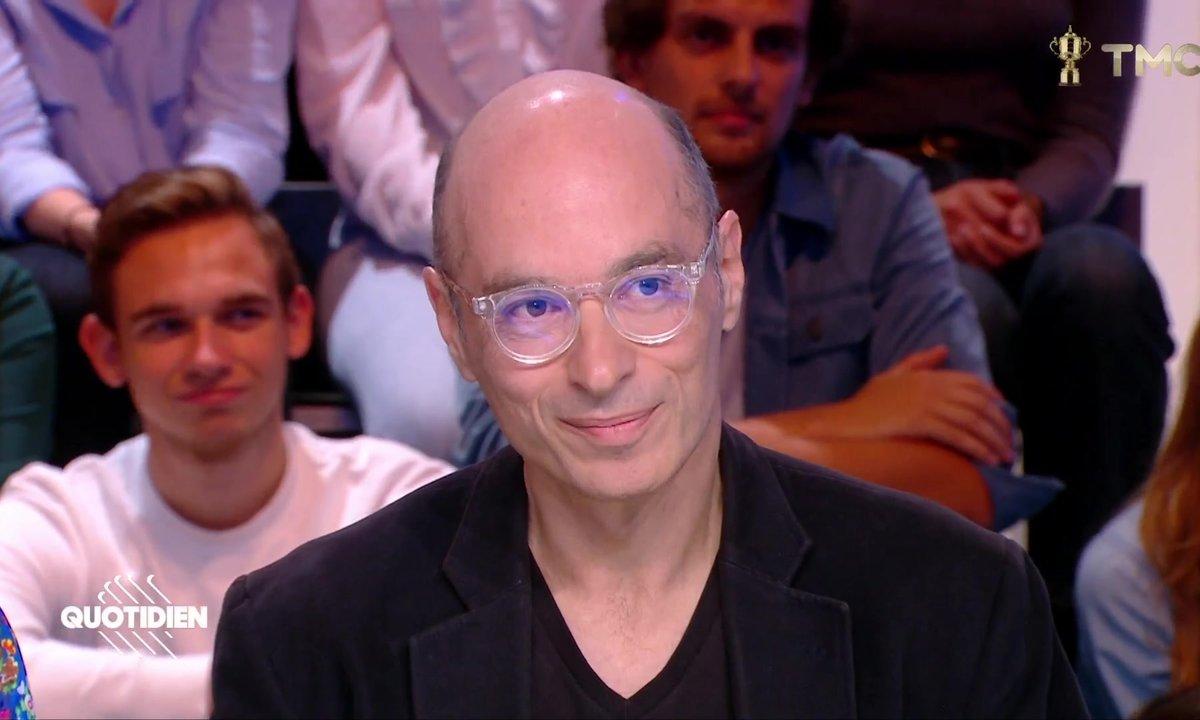 """Invité : Bernard Werber, pour """"Sa majesté des chats"""""""