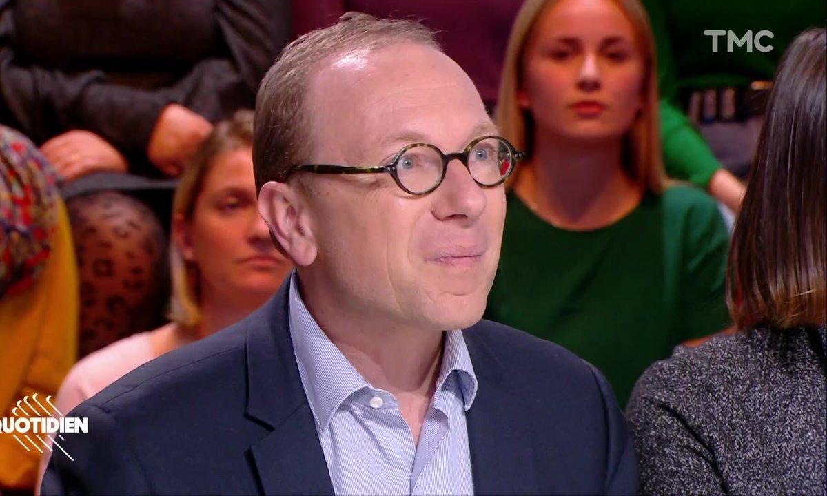 """Invité : Bertrand Perier parle des mots justes dans """"Sur le bout de la langue"""""""