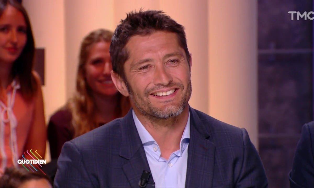 """Invité : Bixente Lizarazu pour """"Mes prolongations"""""""