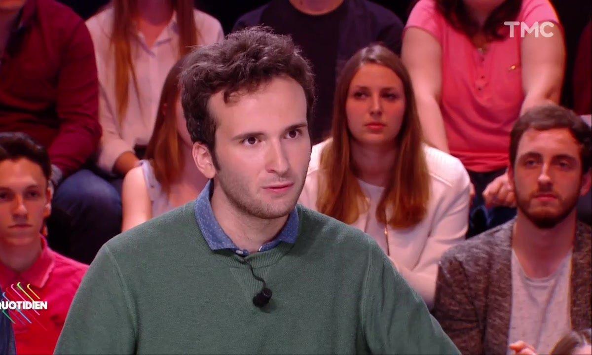 """Invité : """"le bras de fer"""" entre l'Élysée et l'Émission politique, avec Pierre Lepelletier"""