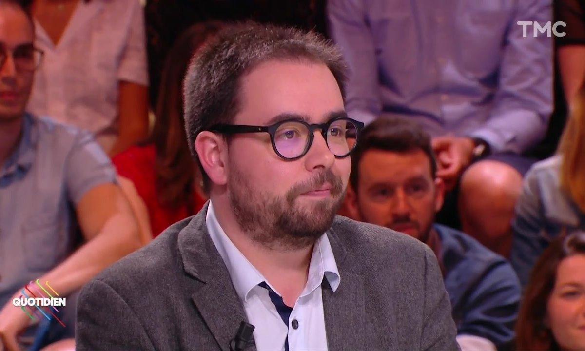 Invité : les chances françaises à l'Eurovision avec Julien Baldacchino