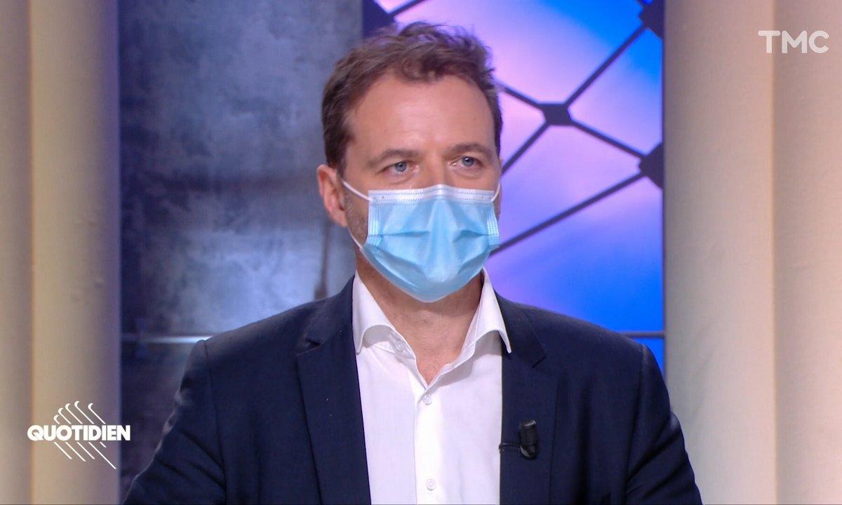Invité - Coronavirus: le cri d'alarme de Rémi Salomon, directeur de l'APHP