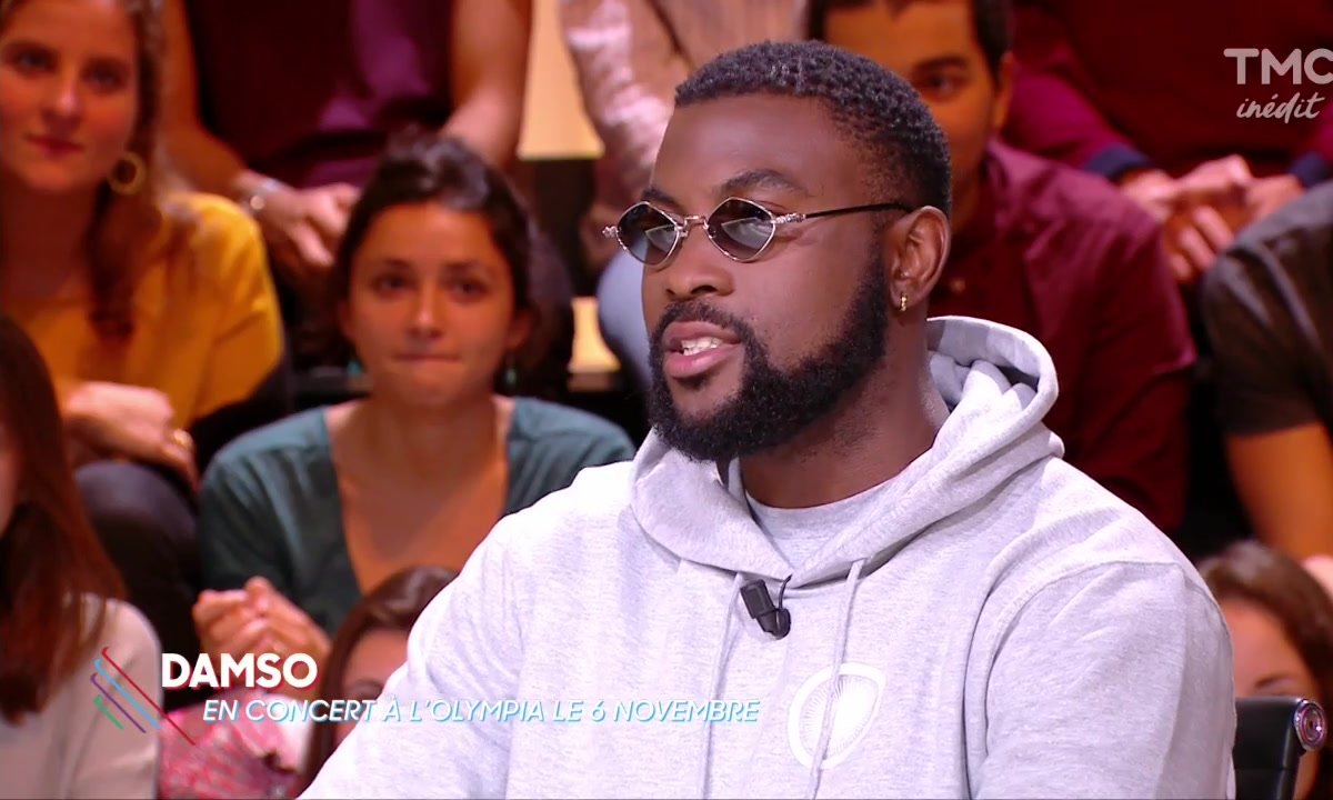 Invité : Damso, le rappeur aux paroles trash