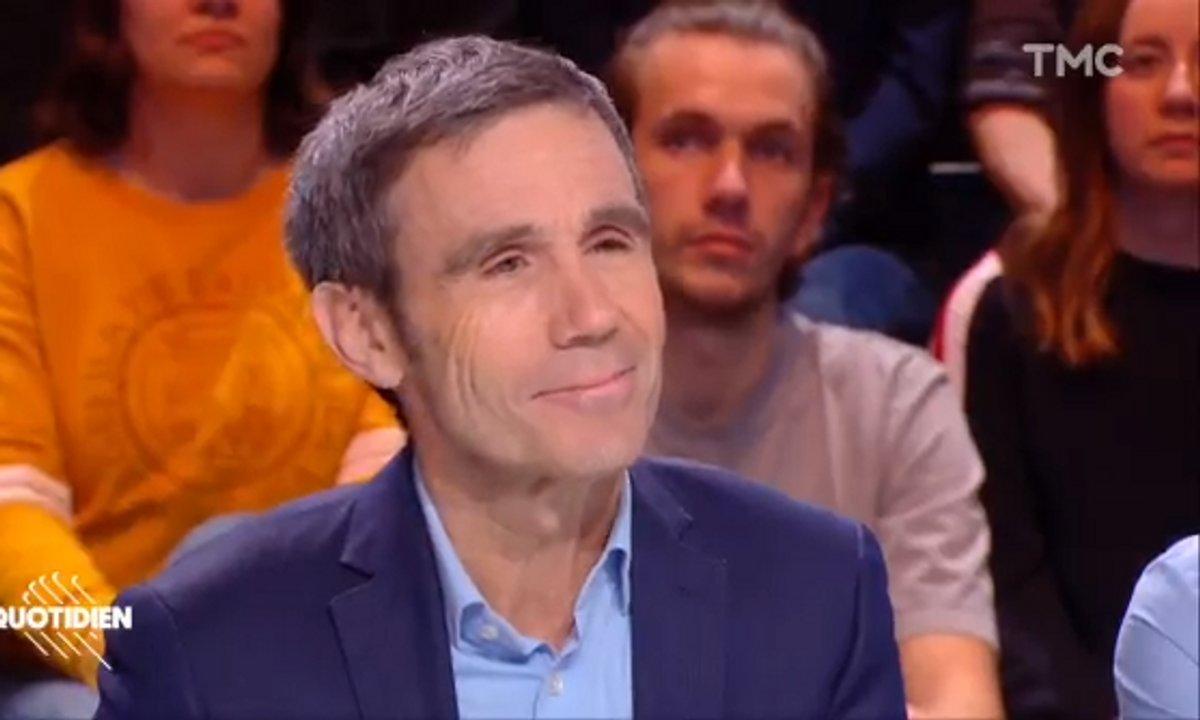 Invité : David Pujadas raconte l'incendie de Notre-Dame de Paris