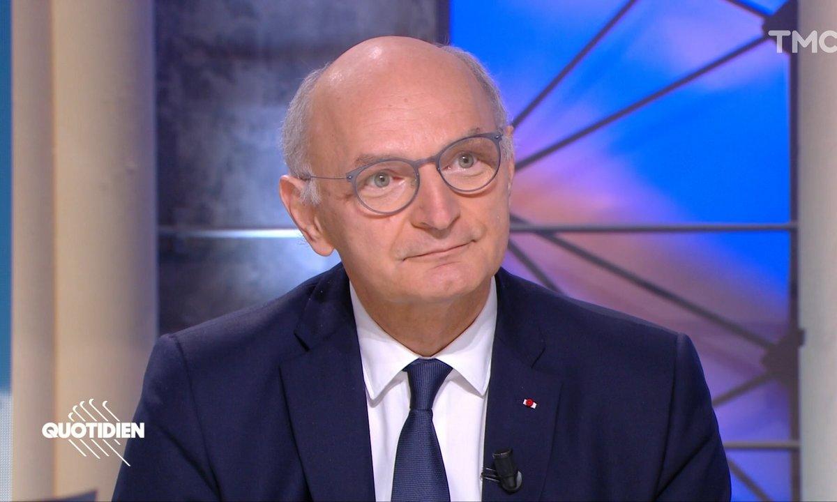 Invité: Didier Migaud, l'homme qui fait trembler les politiques