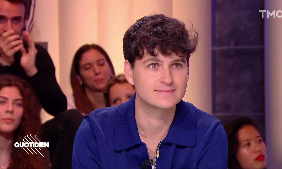 Invité : Ezra Koening, leader du groupe Vampire Weekend