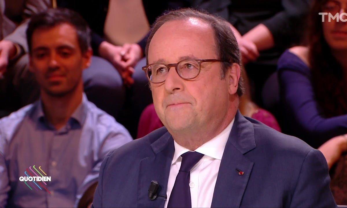 """Invité : François Hollande tire """"Les leçons du pouvoir"""" (Partie 1)"""