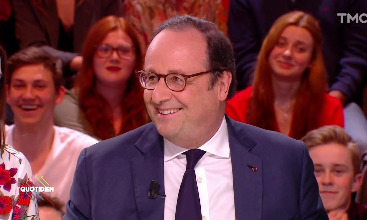 """Invité : François Hollande tire """"Les leçons du pouvoir"""" (Partie 2)"""