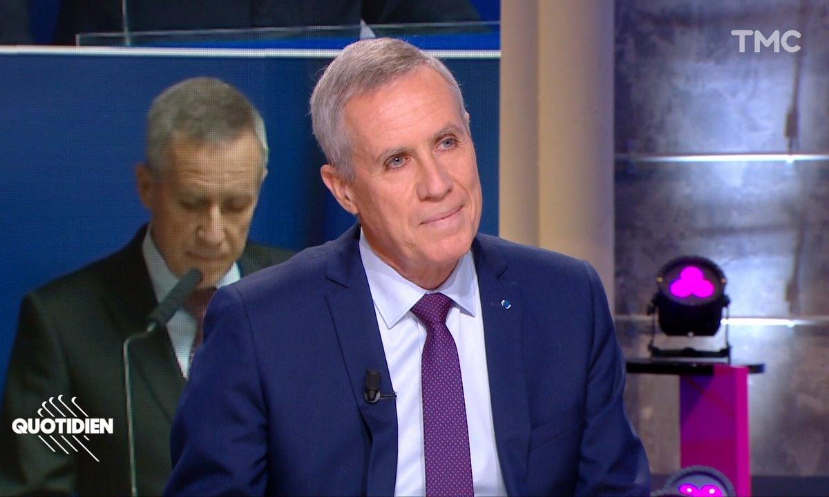 Invité : François Molins, ancien procureur de la République de Paris
