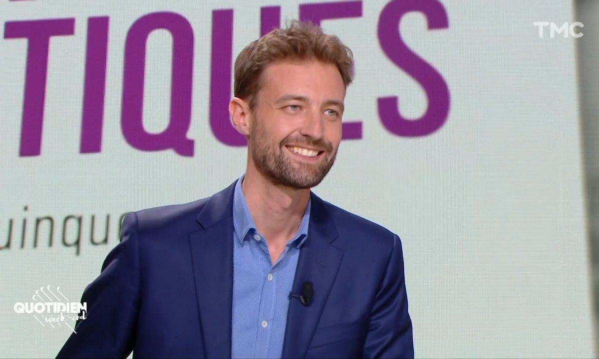 Invité : Frédéric Says pour son recueil de billets politiques sur France Culture