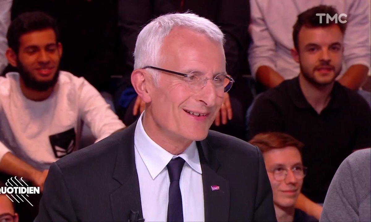 Invité : Guillaume Pepy, patron de la SNCF