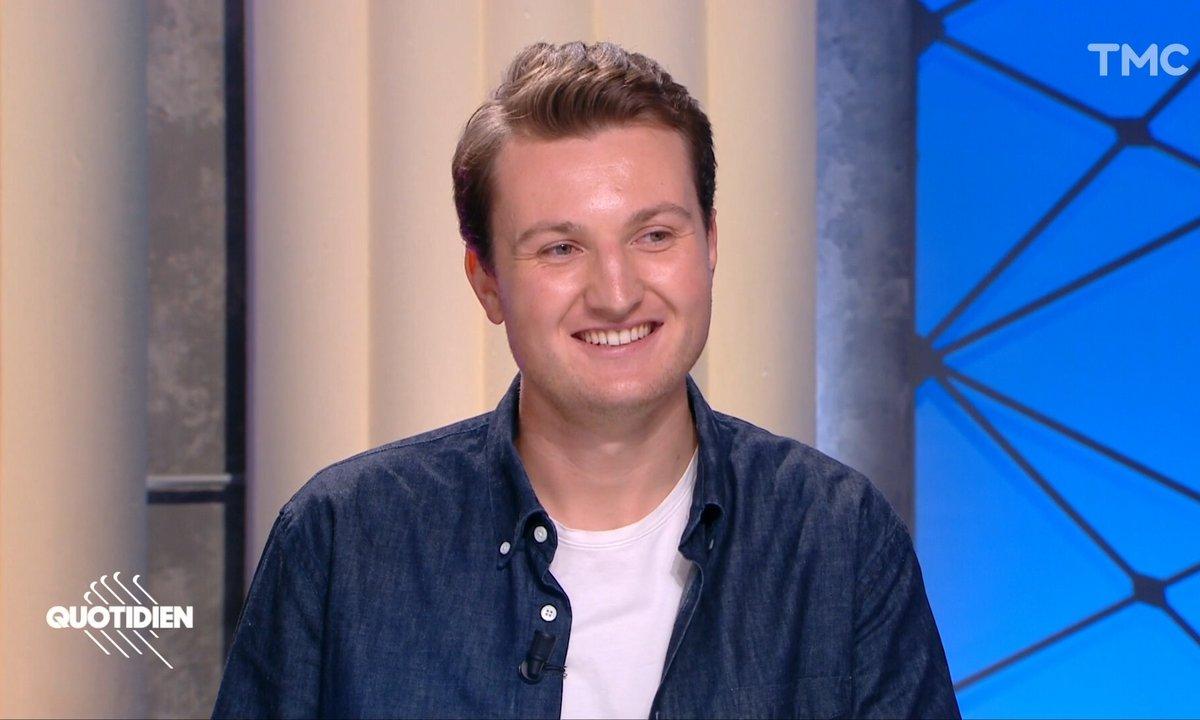 """Invité : Guillaume Rozier, l'homme derrière """"Covid Tracker"""""""