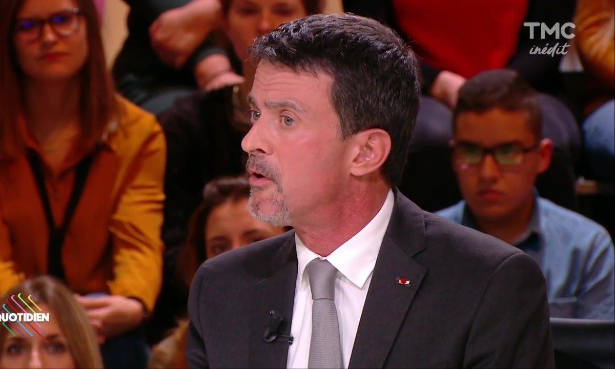 Laïcité, Tariq Ramadan, Mediapart, Charlie ... Manuel Valls s'exprime