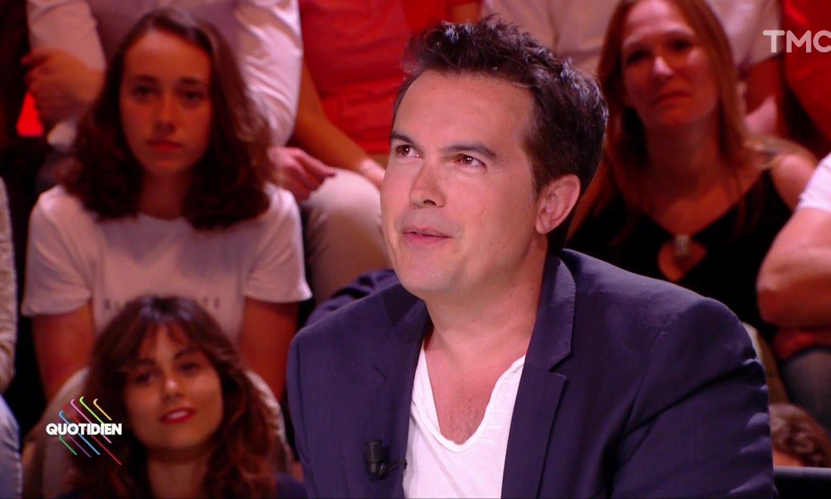 """Invité : le maître du thriller Maxime Chattam revient avec """"Ambre"""""""